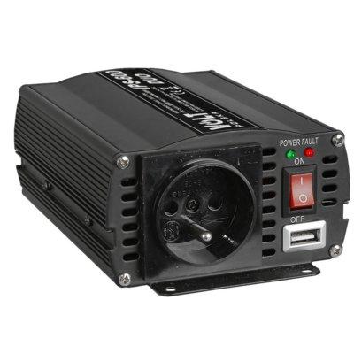 Przetwornica VOLT IPS 600 Duo 12V/24V/230V USB Electro 876197