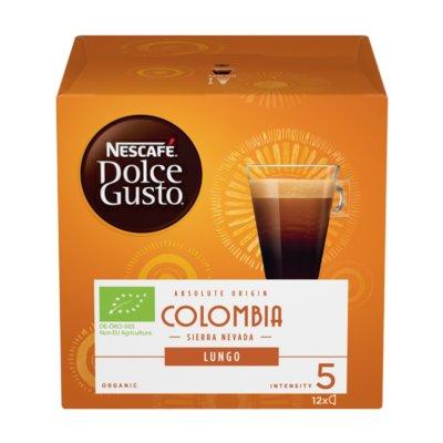 Kapsułki NESCAFE Dolce Gusto Lungo Colombia Electro 878997