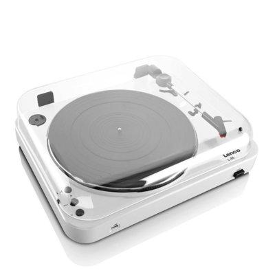 Gramofon LENCO L85 Biały Electro 882172