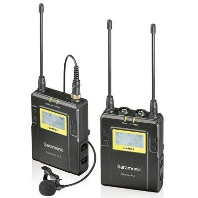 Bezprzewodowy zestaw audio SARAMONIC UwMic9 RX9 + TX9 Electro 360791