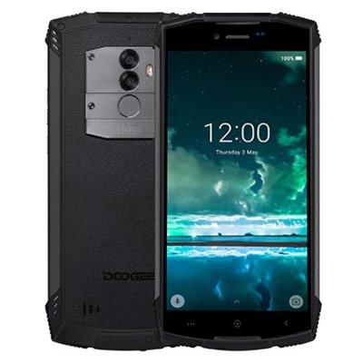 Smartfon DOOGEE S55 Czarny Electro 884125