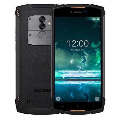 Smartfon DOOGEE S55 Czarno-pomarańczowy Electro 884126