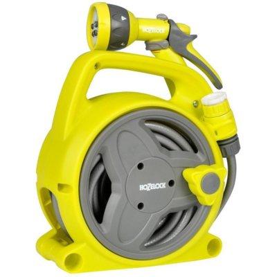 Bęben kompaktowy z wężem ogrodowym HOZELOCK 2425 Żółty Electro 356237