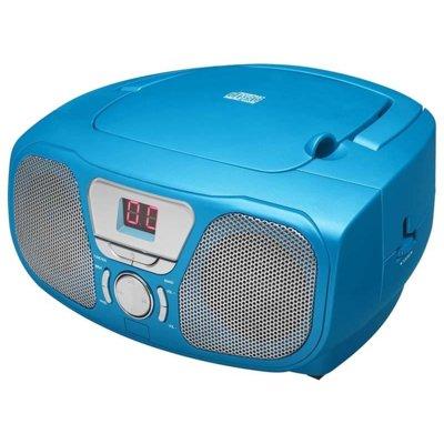 Radioodtwarzacz BIGBEN CD46BLSTICK Niebieski Electro 809587