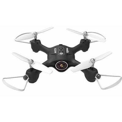Dron SYMA X23W Czarny Electro 884488
