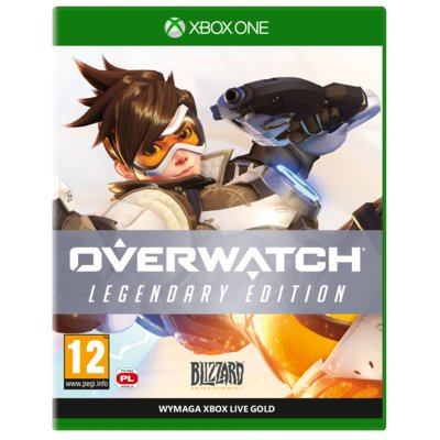 Overwatch: Legendary Edition Gra XBOX ONE Electro 885741