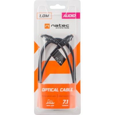 Kabel Toslink – Toslink 1 m NATEC EXTREME MEDIA NKA-0351 Electro 993941