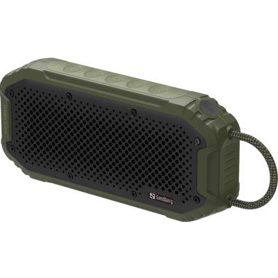 Głośnik mobilny SANDBERG 450-10 Czarno-zielony Electro 533380