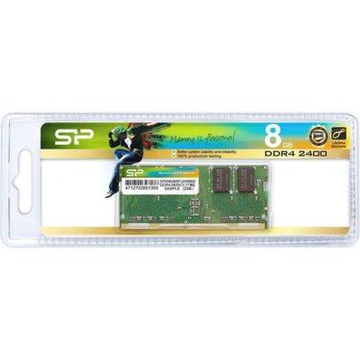 Pamięć RAM SILICON POWER 8GB 2400MHz Electro 237291