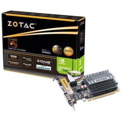 Karta graficzna ZOTAC GeForce GT 730 Zone Edition 2GB Electro e985177