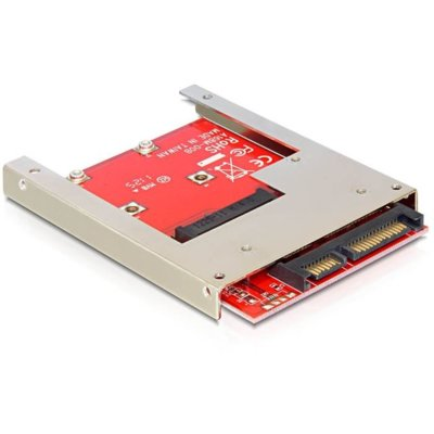 Adapter SATA 22 PIN – MSATA DELOCK Electro e816402