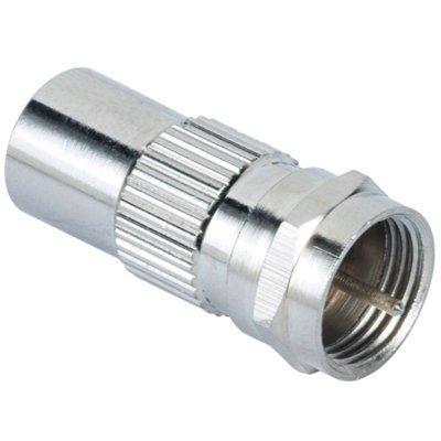 Adapter Coax – Wtyk F HAMA Electro 808364