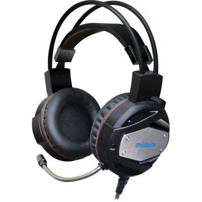 Słuchawki DEFENDER Warhead G-500 Czarno-brązowy + kod do gry Electro 552463