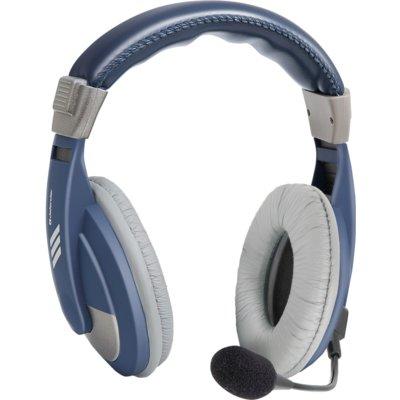 Słuchawki DEFENDER Gryphon 750 Niebieski Electro 552450
