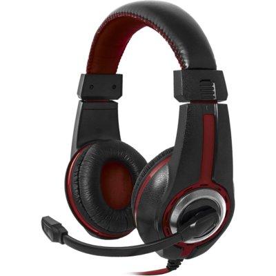 Słuchawki DEFENDER Warhead G-185 Czarno-czerwony + kod do gry Electro 552456