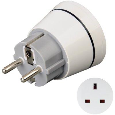Adapter podróżny HAMA UK – PL 121991 Electro 633193