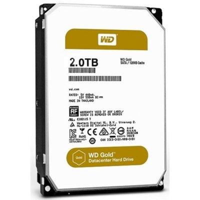 Dysk WD Gold 2TB HDD Electro 315842