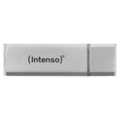 Pamięć INTENSO Alu Line 32 GB Srebrny Electro 402474