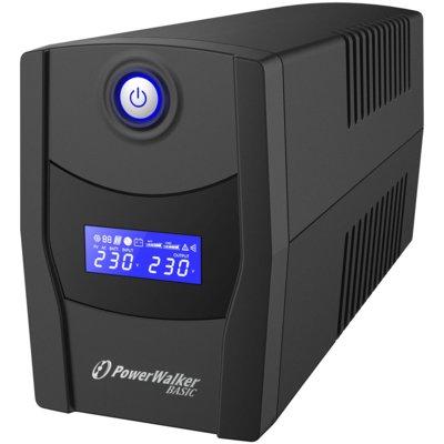 Zasilacz UPS POWERWALKER VI 1000 STL FR Electro 165440