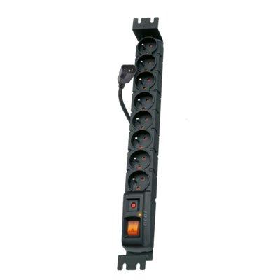 Listwa ACAR S8 Rack Ice FA S8RICZ3M (3m) Electro e1101840