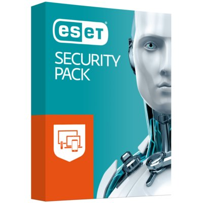 Program ESET Security Pack (3 stan. 12 mies.) Electro 708791