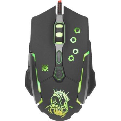 Mysz DEFENDER Killer GM-170L + podkładka + gra Electro 443344