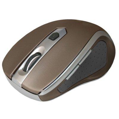 Mysz DEFENDER Safari MM-675 Brązowy Electro 552434