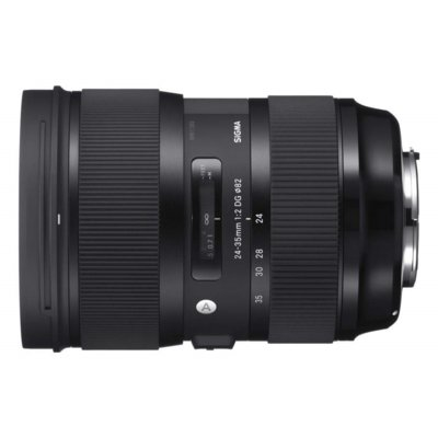 Obiektyw SIGMA A 24-35 mm f/2 DG HSM Canon Electro 886634