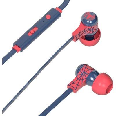 Słuchawki dokanałowe TRIBE EPW11605 Marvel Swing Spider-Man Czerwono-niebieski Electro 380540