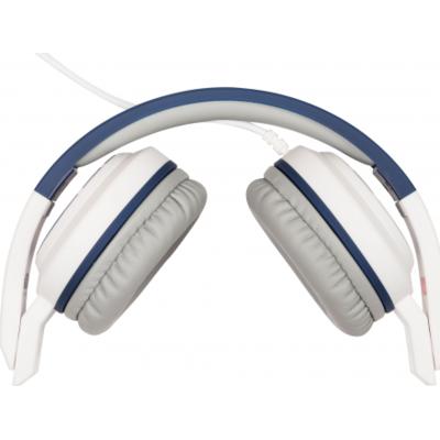 Słuchawki nauszne TRIBE HPW10707 Star Wars Pop R2-D2 Biało-niebieski Electro 402866