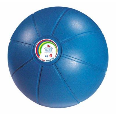 Piłka lekarska TRIAL 0070005 Niebieski Electro 528130