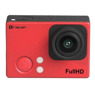 Kamera sportowa TRACER Slim FHD Adventure 2030 Czerwony Electro 884521