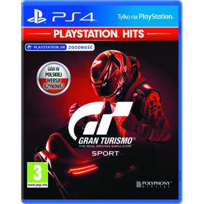 Gran Turismo Sport Gra PS4 Electro 859438