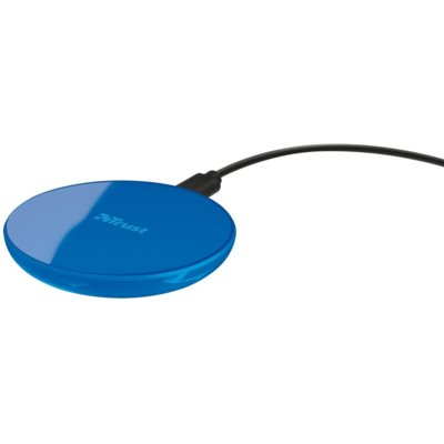 Ładowarka indukcyjna TRUST Primo10 Niebieski Electro 897713