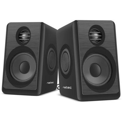 Głośniki NATEC Lynx Czarny Electro 391135