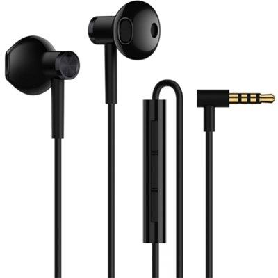 Słuchawki douszne XIAOMI Mi Dual Driver Earphones Czarny