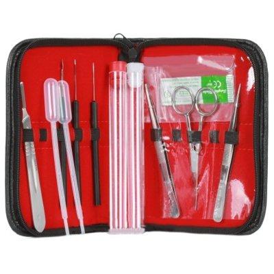 Zestaw narzędzi preparacyjnych DELTA OPTICAL Research DO-4107 Electro 381671
