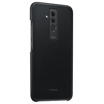 Etui HUAWEI PC Case do Huawei Mate 20 Lite Czarny Electro 887171