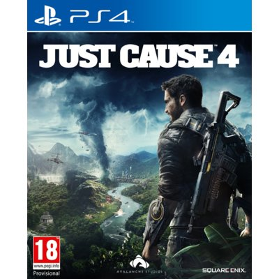 Just Cause 4 Gra PS4 Electro 887681