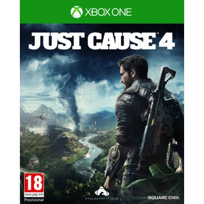 Just Cause 4 Gra XBOX ONE Electro 887682