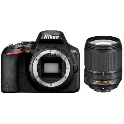 Aparat NIKON D3500 + Obiektyw AF-S DX 18-140mm ED VR