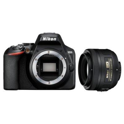 Aparat NIKON D3500 + Obiektyw AF-S DX 35mm