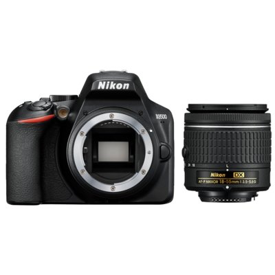 Aparat NIKON D3500 + Obiektyw AF-P DX 18-55mm VR