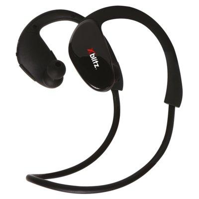Słuchawki dokanałowe XBLITZ Pure Flex Czarny Electro 890351
