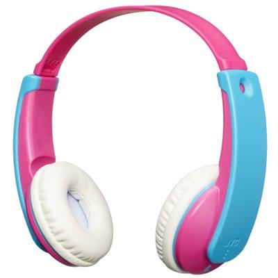 Słuchawki nauszne JVC HA-KD9BTPE Różowy Electro 888676