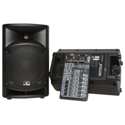 Power audio NOVOX Mixtour Electro 886609