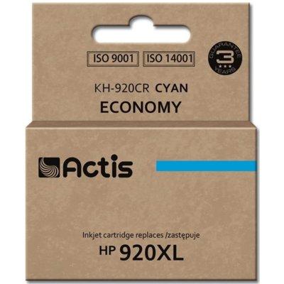 Tusz ACTIS KH-920CR Niebieski Electro e928921