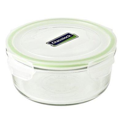 Pojemnik GLASSLOCK MCCB-040 370 ml Zielony Electro 572754