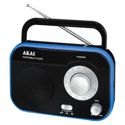 Radio AKAI PR003A-410B Czarny Electro 888588