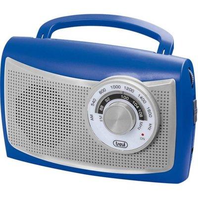 Radio TREVI RA 761 Niebieski Electro 261293